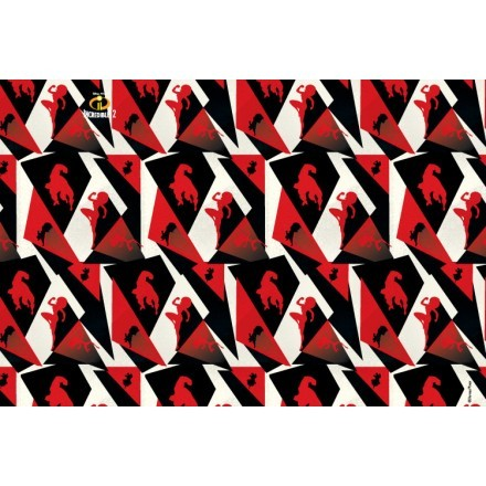 Κόκκινο μοτίβο των Απίθανων!