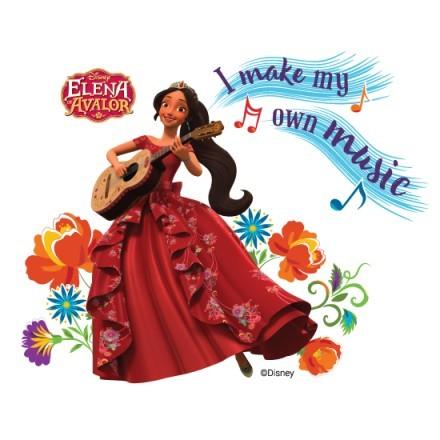 Παίξε μουσική με την Έλενα του Άβαλορ