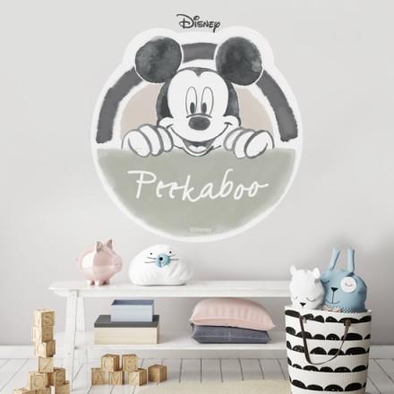 Peekabo Mickey Mouse
