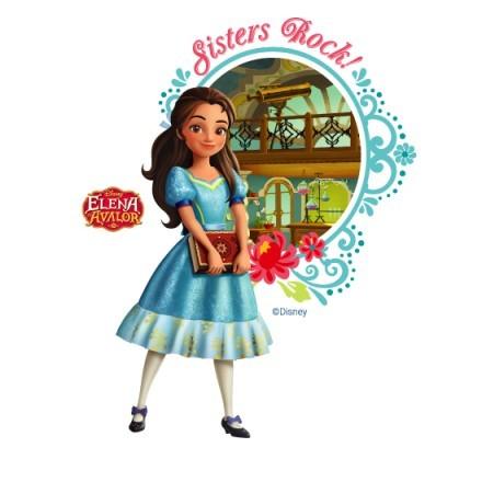 Sisters rock, Elena Of Avalor