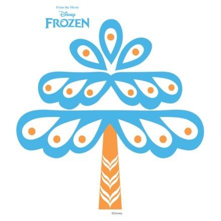 Δέντρο, Frozen