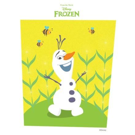 Ο Όλαφ στην εξοχή, Frozen