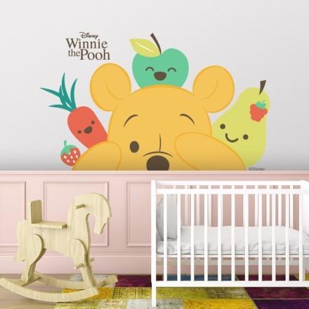 Winnie the Pooh με φρουτάκια