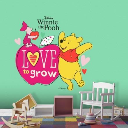 Love to grow, Winnie the Pooh