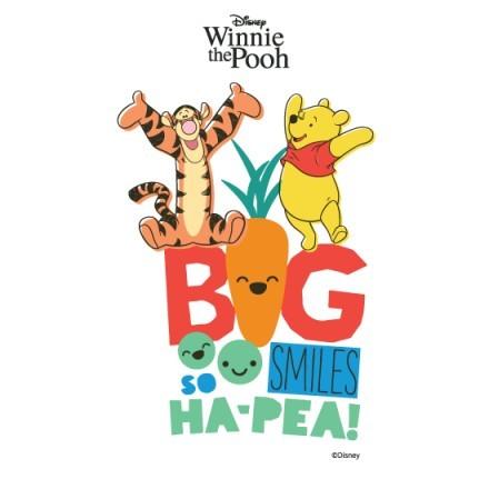 Big Smiles, Winnie the Pooh