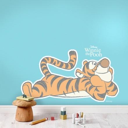Κοιμισμένος Τίγρης, Γουίνι το αρκουδάκι!