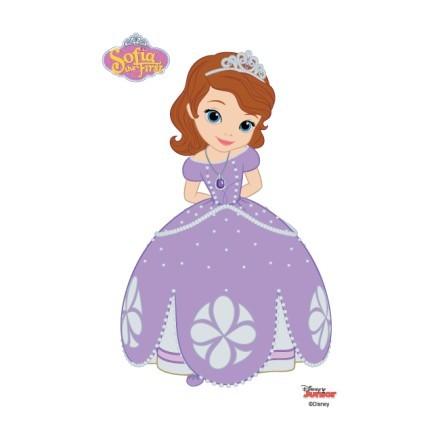 Γλυκιά Σοφία η πριγκίπισσα!