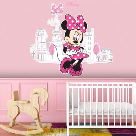 Η Minnie στο Παρίσι!