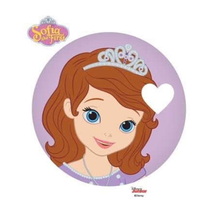 Σοφία η πριγκίπισσα με καρδούλα!