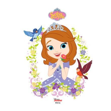 Η Σοφία η πριγκίπισσα!