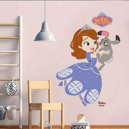 Clover και Sofia The First