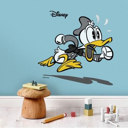 Ο Donald Duck τρέχει