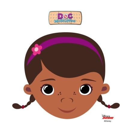 Το πρόσωπο της Μικρή Γιατρού, Doc McStuffins