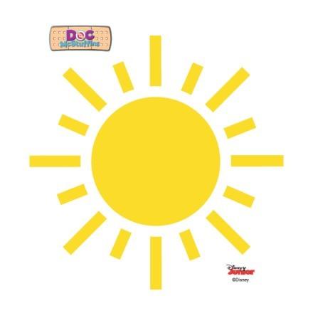 Ήλιος, Doc McStuffins