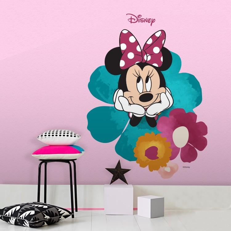 Χαμογελαστή Minnie Mouse!