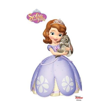 Η Σοφία αγκαλιά με τον αγαπημένο της φίλο!