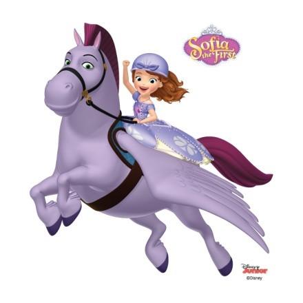 Αλογάκι και Σοφία η πριγκίπισσα