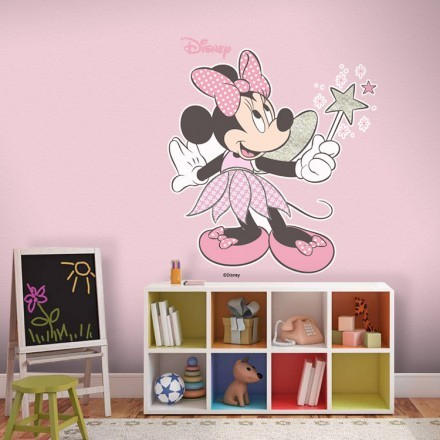 Minnie Mouse is a fairy