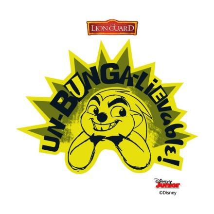Un-Bunga-lievable , Lion Guard