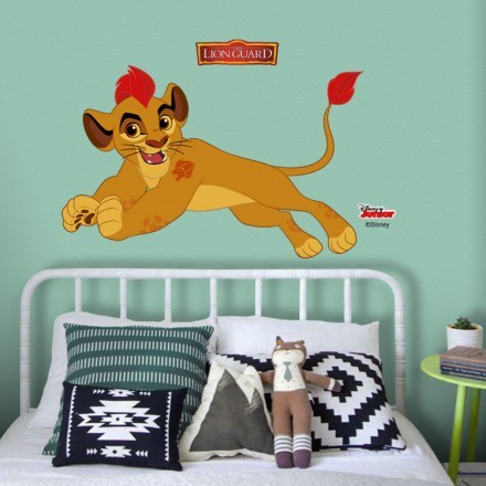 Ο Κίων τρέχει, Lion Guards