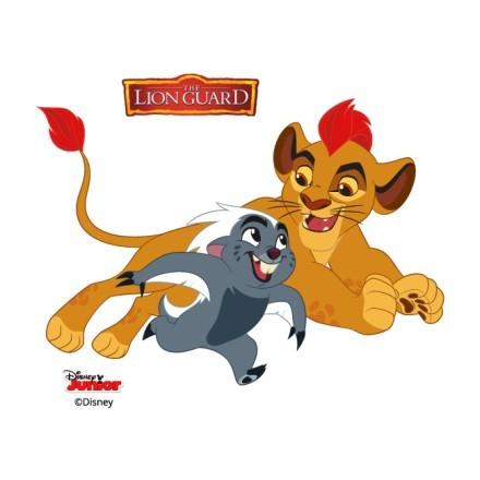 Bunga and Kion, Lion Guard