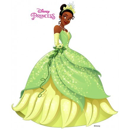 Πριγκίπισσα Τιάνα!