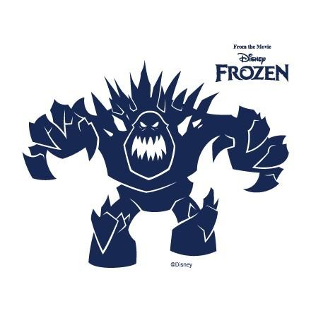 Marshmallow, Ice monster!