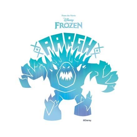 Marshmallow, Ice monster!!!