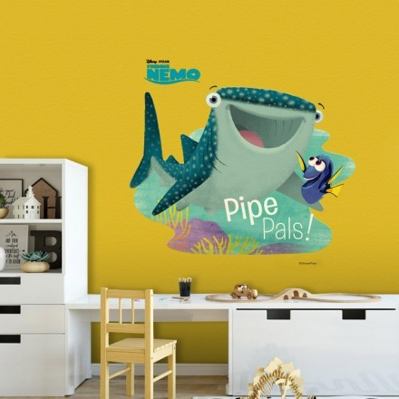 Pipe Pals, Finding Dory