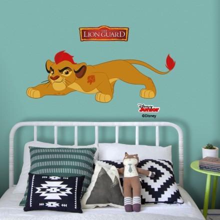 Kion the Leader of Lion Guard