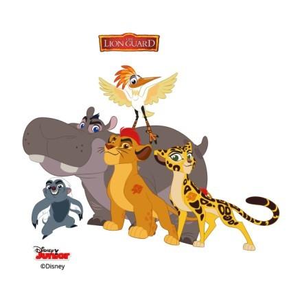 The Lion Guard!!!