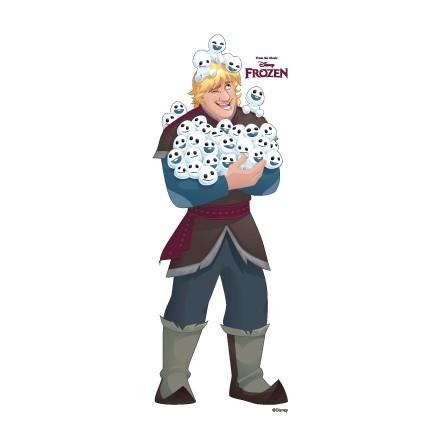 Ο Κρίστοφ με χιονόμπαλες!