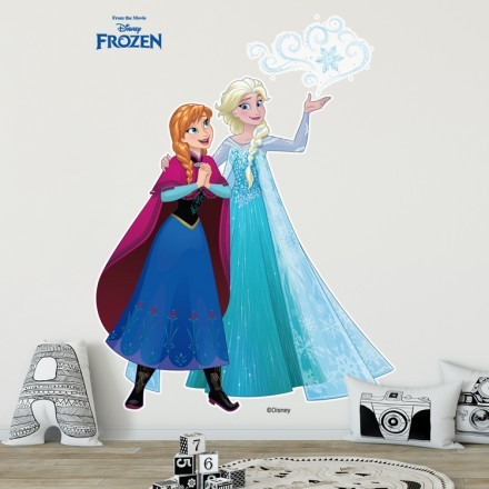 Η Έλσα και η Άννα, Frozen..!