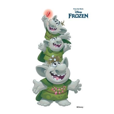 Ξωτικά, Frozen!!