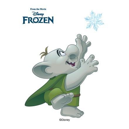 Ξωτικό, Frozen!!