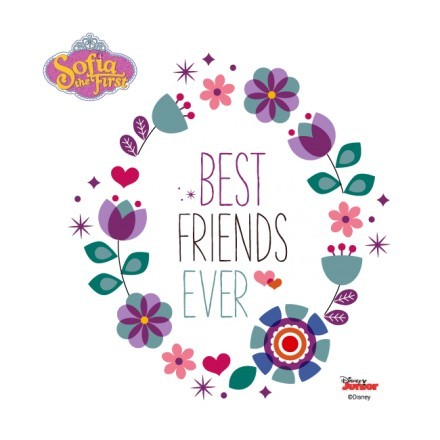 Best friends ever!Sofia the First
