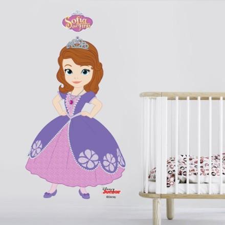 Χαρούμενη Sofia η πριγκίπισσα!
