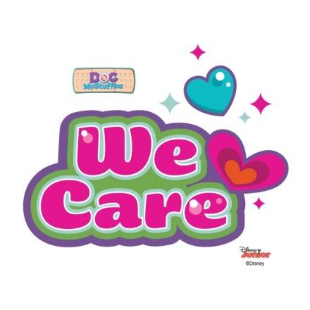 We care, Doc McStuffins