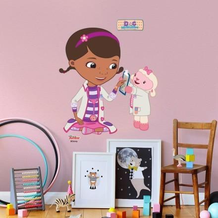 Η γιατρός και η μικρή Αρνίτσα , Doc McStuffins