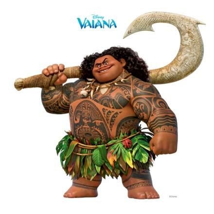 Πορτραίτο του Maui