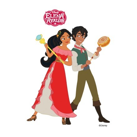 Elena and Mateo, Elena of Avalor