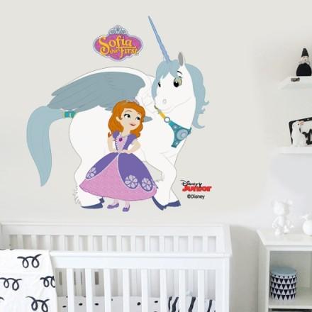 Η Σοφία η πριγκίπισσα με τον φίλο της!
