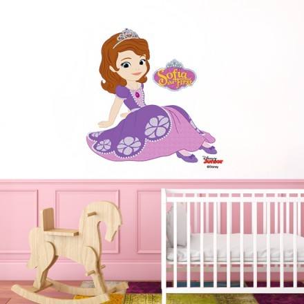 Sofia η πριγκίπισσα κάθεται!