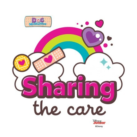 Sharing the care, Doc McStuffins
