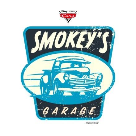 Smokey's Garage, Cars