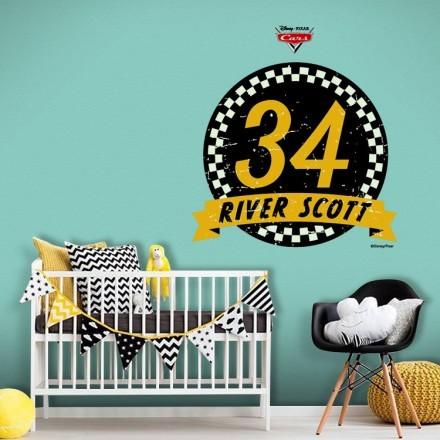 34 River Scott, Cars