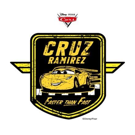 Fast Cruz Ramirez, Mcqueen