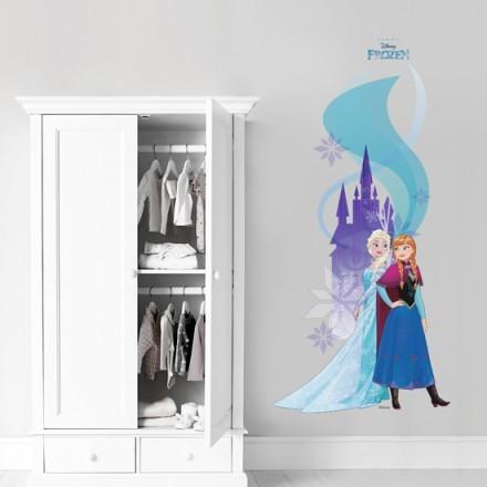 Elsa & Anna, Frozen!!!