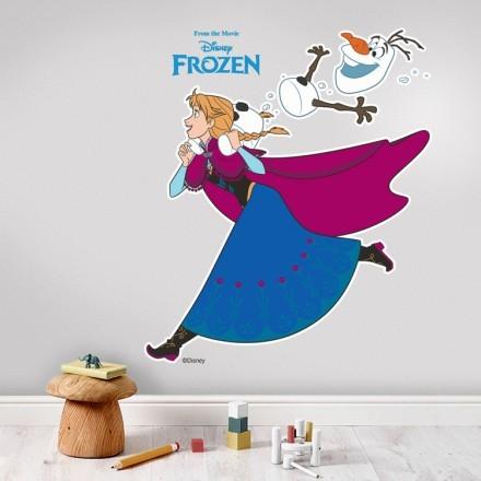 Η Άννα και ο Όλαφ, Frozen!