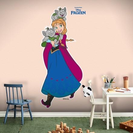 Η Άννα και τα μικρά τρόλς, Frozen!